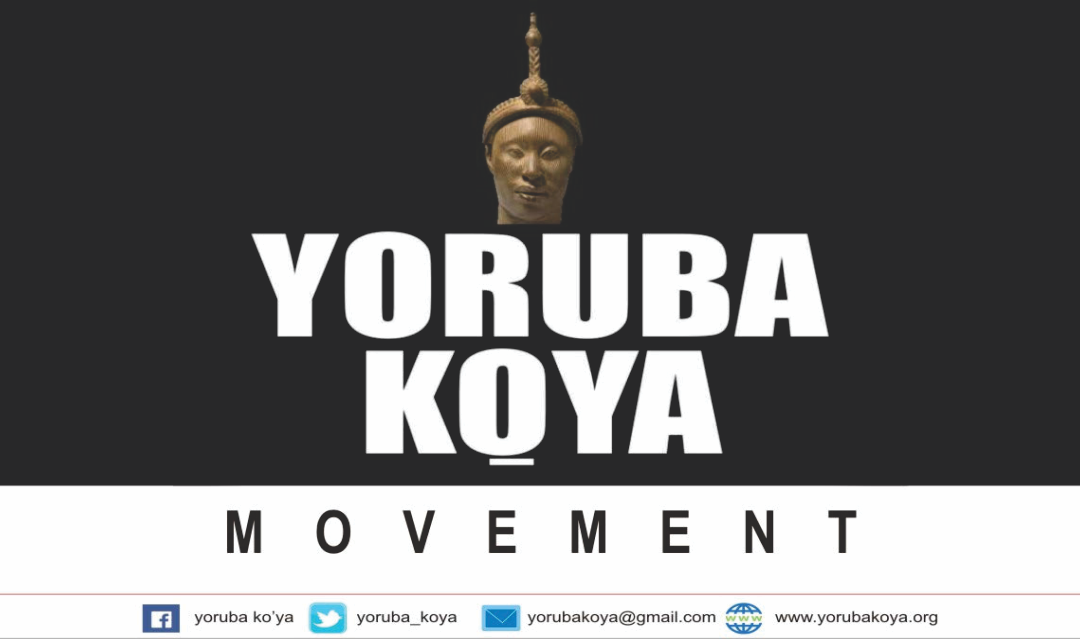Yoruba Ko'ya Gets Certificate of Incorporation in United Kingdom